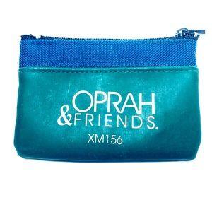 Oprah XM Radio Change Purse Keychain